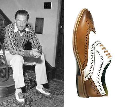 men brogues